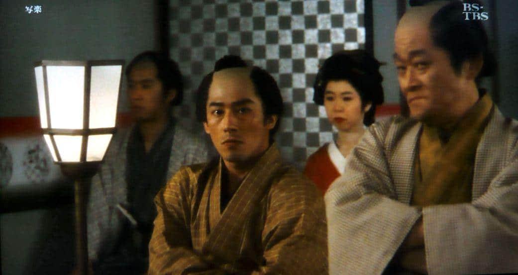 Sharaku (1995) โดย Masahiro Shinoda